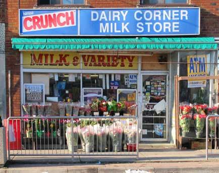 Dairy Corner Milk Store